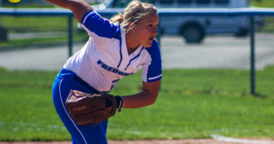 Fredonia softball finishes season early Blue Devils win 3, lose 3