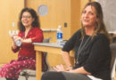 New York Times bestselling author hosts workshops on campus